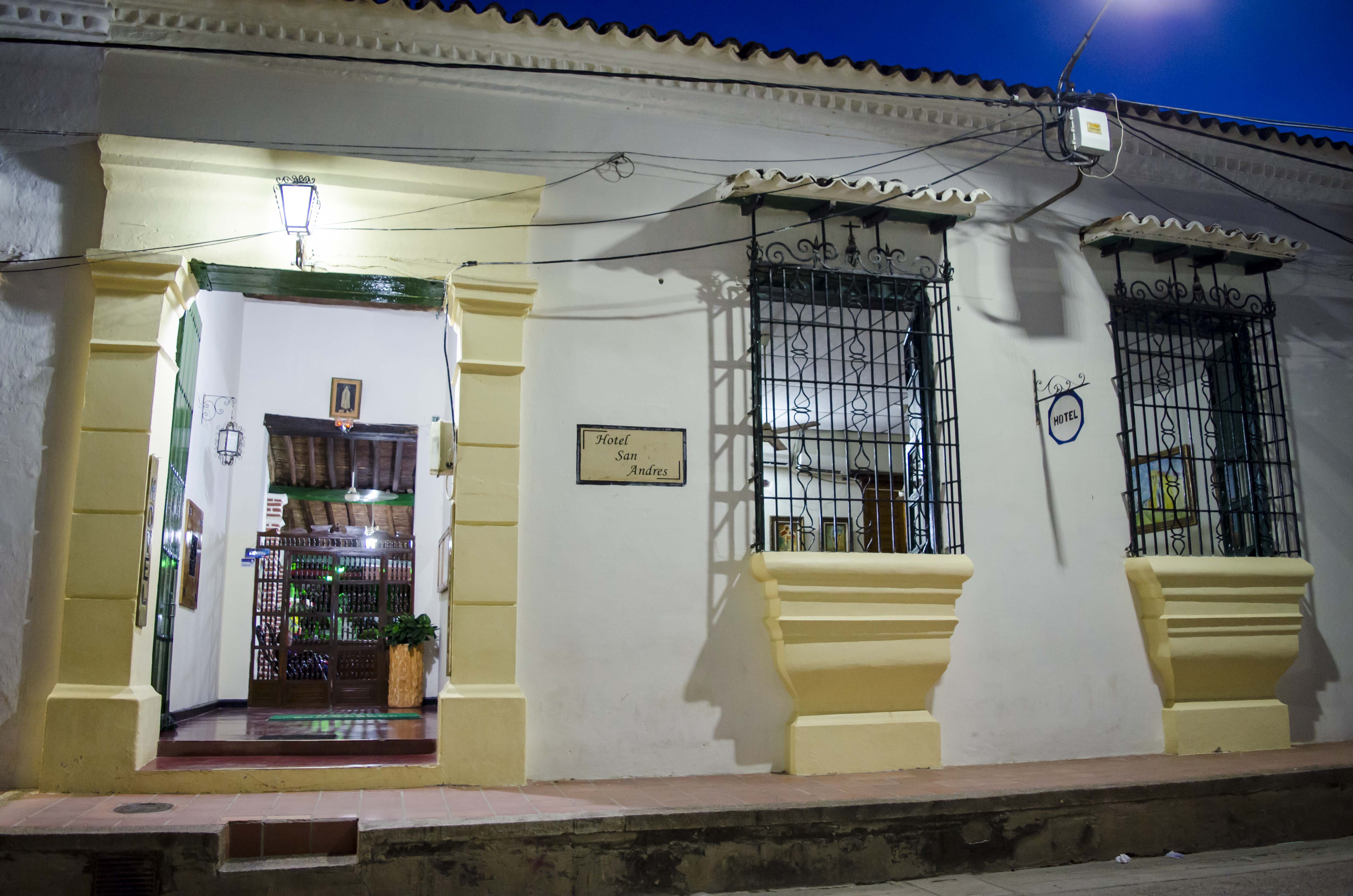 Hotel San Andres Mompox